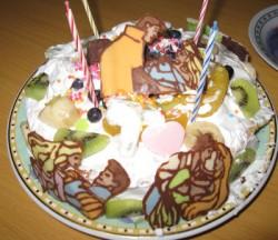 リリコのケーキ