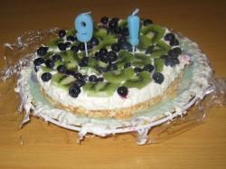 ゴン太のケーキ