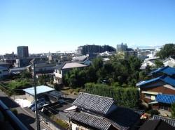 関東平野って、山がない・・・